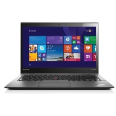 "Foto Ultrabook Lenovo ThinkPad Intel Core i5 4300U 4GB de RAM SSD 128 GB 14"" Windows 8.1 Professional X1 Carbon"