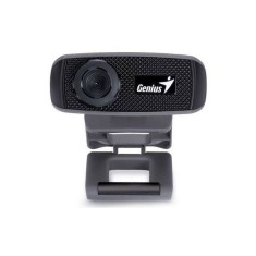 Foto WebCam Genius FaceCam 1 MP Filma em HD 1000X