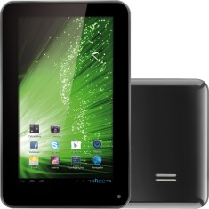 "Tablet Multilaser M7 4GB LCD 7"" Android 4.1 (Jelly Bean) 0,3 MP NB043"