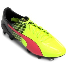 Chuteira Campo Puma Evospeed 1.5 Tricks FG Adulto