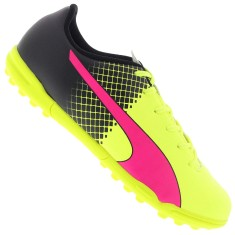 Chuteira Society Puma Evospeed 5.5 Tricks TT Adulto