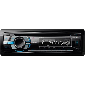 CD Player Automotivo Pósitron SP3300 UB USB