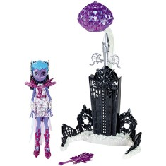 Boneca Monster High Astranova e Cometa Mattel