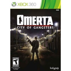 Jogo Omerta: City of Gangsters Xbox 360 Kalypso Media