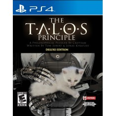 Jogo The Talos Principle PS4 Devolver Digital