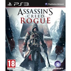 Jogo Assassin's Creed Rogue PlayStation 3 Ubisoft