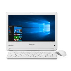 All in One Positivo Union Intel Celeron N2808 1,50 GHz 4 GB SSD 32 GB Intel HD Graphics Windows 10 Home UD3531