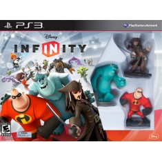 Jogo Disney Infinity PlayStation 3 Disney