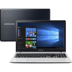 "Notebook Samsung Expert Intel Core i7 6500U 6ª Geração 8GB de RAM HD 1 TB 15,6"" GeForce 940M Windows 10 Home X51"