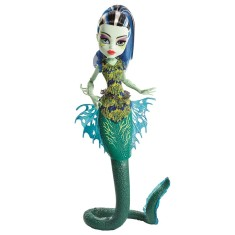Boneca Monster High Great Scarrier Reef Frankie Stein Mattel
