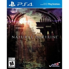 Jogo Natural Doctrine PS4 NIS