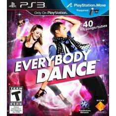 Jogo Everybody Dance PlayStation 3 Sony