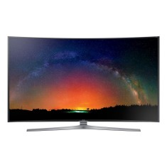 "Smart TV TV LED 3D 55"" Samsung Série 9 4K UN55JS9000 4 HDMI"