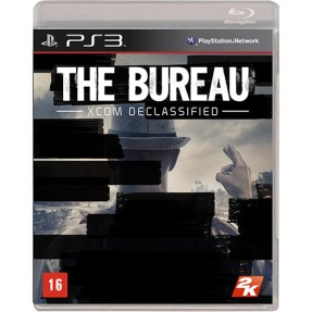 Jogo Bureau: Xcom Declassified PlayStation 3 2K