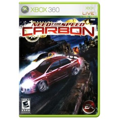 Jogo Need For Speed Carbon Xbox 360 EA