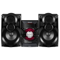 Mini System Panasonic SC-AKX38 500 Watts Bluetooth USB