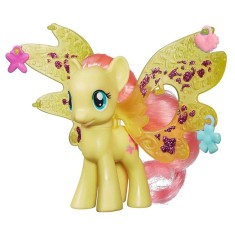 Boneca My Little Pony Fluttershy Cutie Mark Magic B0670 Hasbro