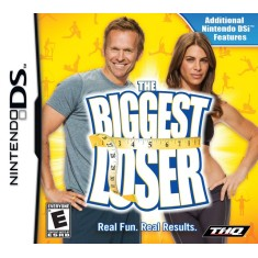 Jogo The Biggest Loser THQ Nintendo DS