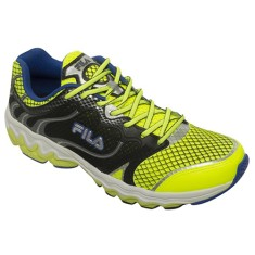 Tênis Fila Masculino Caminhada Reaction Pulse