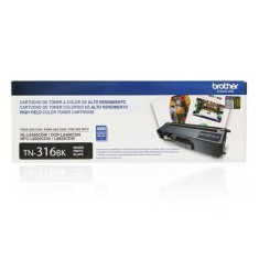 Toner Preto Brother TN-316BK