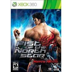 Jogo Fist of the North Star Ken's Rage Xbox 360 Koei