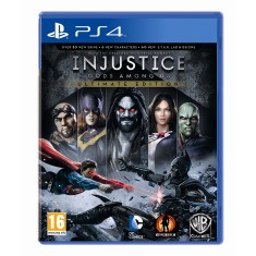Jogo Injustice Gods Among Us PS4 Warner Bros