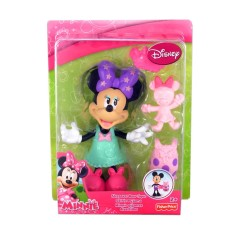 Boneca Disney Minnie Festa do Pijama Mattel