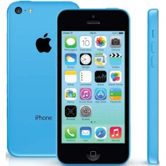 Smartphone Apple iPhone 5C 16GB Câmera 8,0 MP Desbloqueado Wi-Fi 3G 4G