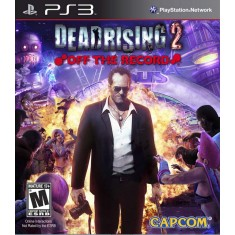 Jogo Dead Rising 2: Off the Record PlayStation 3 Capcom