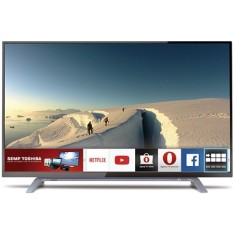 "Smart TV TV LED 43"" Semp Toshiba Full HD Netflix 43L2500"