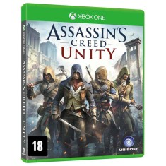 Jogo Assassin's Creed Unity Xbox One Ubisoft