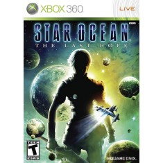 Jogo Star Ocean The Last Hope Xbox 360 Square Enix
