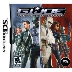 Jogo G.I. Joe The Rise of Cobra EA Nintendo DS