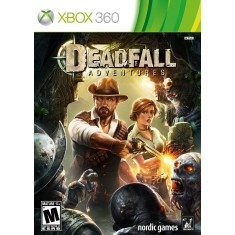Jogo Deadfall Adventures Xbox 360 Nordic Games
