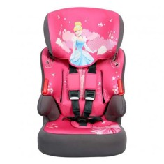 Cadeira para Auto Princesas Disney Beline SP First De 9 a 36 kg - Team Tex