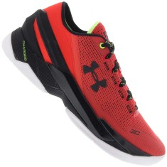 Tênis Under Armour Masculino Basquete Curry Two Low