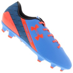 Chuteira Campo Under Armour Flash FG Adulto