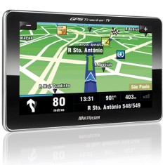 "GPS Automotivo Multilaser GP007 7,0 "" TV Digital"