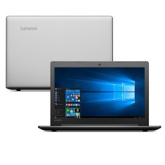 "Notebook Lenovo IdeaPad 300 Intel Core i5 6200U 6ª Geração 8GB de RAM HD 1 TB 15,6"" Windows 10 Home 310"