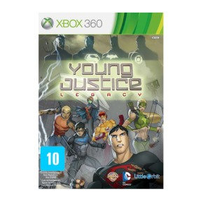 Jogo Young Justice: Legacy Xbox 360 Majesco Entertainment