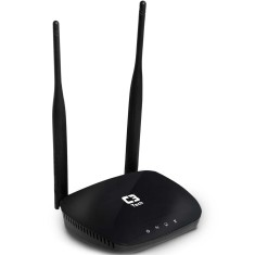 Roteador Repetidor Access Point Wireless 300 Mbps W-R301N - C3 Tech