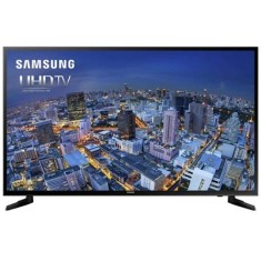 "Smart TV LED 40"" Samsung Série 6 4K UN40JU6000 3 HDMI"