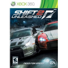 Jogo Need For Speed Shift 2 Xbox 360 EA