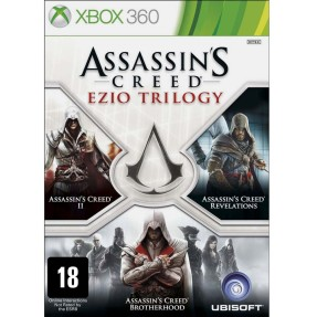 Jogo Assassin's Creed: Ezio Trilogy Xbox 360 Ubisoft
