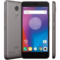 Smartphone Lenovo Vibe K6 32GB PA540051BR 13,0 MP 2 Chips Android 6.0 (Marshmallow) 3G 4G Wi-Fi