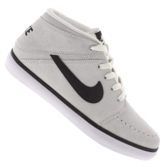 Tênis Nike Masculino Casual Suketo Mid Leather