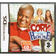 Jogo Cory in the House Disney Nintendo DS