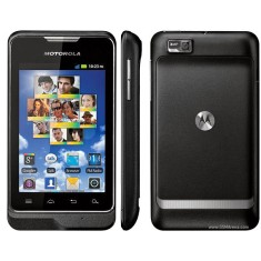Smartphone Motorola Moto Smart XT389 3,0 MP Android 2.3 (Gingerbread) 3G Wi-Fi