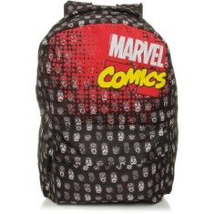 Mochila Xeryus Marvel Heroes Teen Splatter Faces 5421