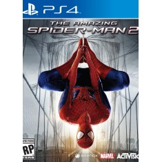 Jogo The Amazing Spider-Man 2 PS4 Activision